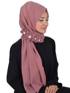 Shawl Code: AS-0007 Muslim Women Hijab Scarf by HAZIRTURBAN