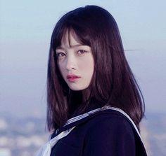 Pretty People, Beautiful People, Japonese Girl, Hashimoto Kanna, Grunge Girl, Cute Japanese, Japan Girl, How To Pose, Asia Girl