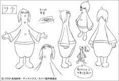 WEBアニメスタイル | 【artwork】『カイバ』第2回 サブキャラクター