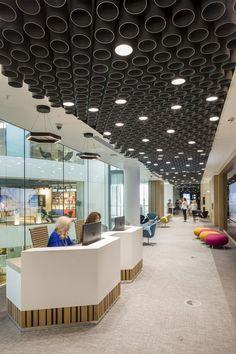 hammerson faux plafond moderne design contemporain