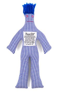 Pillule Dechiquetee Dammit Doll. Things been tough for a while? Dammit Doll makes you smile! The best gift to give a loved one who is in over their head.