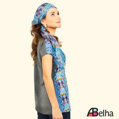Camiseta As Férias de Kandinsky - ABelha Atelier