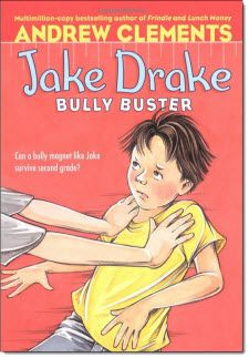 Jake Drake, Bully Buster - by Andrew Clements, illustrations by Janet Pedersen. Fourth-grader Jake Drake relates how he comes to terms with SuperBully Link Baxter, especially after they are assigned to be partners on a class project. Read Aloud Books, Children's Books, Reading Aloud, Grade Books, Reading Groups, Reading Strategies, Bullying Lessons, Bullying Prevention, Mentor Texts