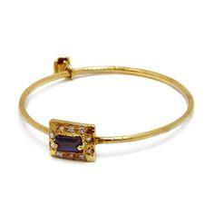 little emblem gold ring diamond sapphire LE-AR152 #littleemblem #ring #gold #sapphire #ruby #em #emgrp