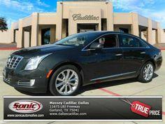 Roll in style in a 2014 Cadillac XTS Luxury. #Cadillac #Luxury #XTS #2014 #DallasCadillac #Massey #Dallas #TX #Garland
