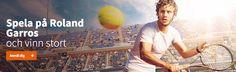 Spela på Roland Garros. Grand Slam – Franska Öppna