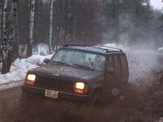 XJ Lift/Tire Setup thread - Page 4 - Jeep Cherokee Forum