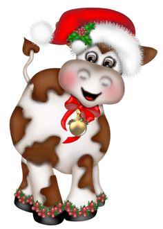 Christmas Globes, Christmas Rock, Diy Christmas Ornaments, Christmas Pictures, Vintage Christmas, Christmas Cartoons, Christmas Clipart, Christmas Printables, Cow Clipart