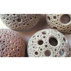 Clay Texture, Pinch Pots, So Little Time, Decorative Bowls, Instagram Posts, Handmade, Ceramics Ideas, Hand Made, Handarbeit