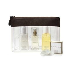 Free UK Shipping on our travel edit of cosmetics, skincare and fragrances - all in sizes complying with travel restrictions. Kukui Oil, Fortnum And Mason, Cosmetics & Perfume, Travel Set, Minimal Jewelry, London Travel, Cosmetic Bag, Essential Oils, Skin Care
