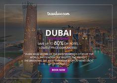 BOOK NOW: http://www.traviboo.com/en/hotels_dubai