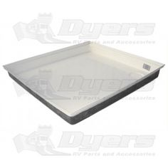 "$154 Icon 27"" x 24"" x 4"" Colonial White Shower Pan"