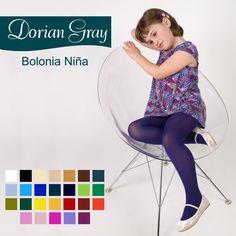 Dorian Bolonia, perfecto para combinar con sus vestiditos y shorts en otoño! http://tienda.doriangray.es/collections/ni-o-a/pantys