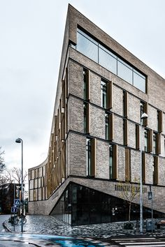 Frederiksberg Courthouse on Behance