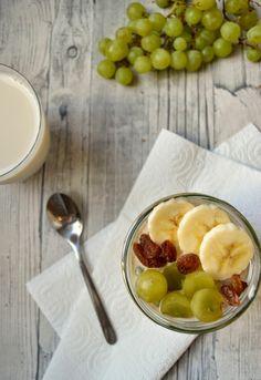 Das Essperiment: Frühstück 2 go - zuckerfreies Birchermüsli und ein...