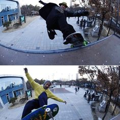 Alva and Hosoi skating in Shanghai @vans @christianhosoi @chopperdave @dirtyrottenwolf @steviecab @_breakfree_ by stevevansman