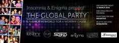 THE GLOBAL PARTY - see more on http://ift.tt/1oO5Y8g #events #mauritius