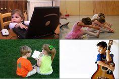 Las inteligencias múltiples en los niños  http://www.cometelasopa.com/los-ninos-inteligencias-multiples/