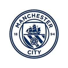 Manchester City redesigned badge & ahead of its Boxing Day . Manchester City Logo, Manchester City Wallpaper, City Tattoo, Sports Graphic Design, Eden Hazard, Premier League, Arsenal Fc, Man City Badge, College Basketball