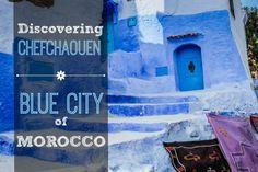 Chefchaouen Morocco Blue City Divergent Travelres