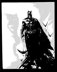 Batman by PhillieCheesie on deviantART