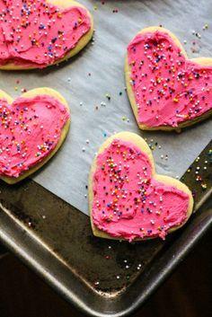 Rosebud's Sugar Cookies