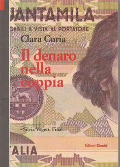 C. Coria Il denaro nella coppia Editori Riuniti 1994 B2753