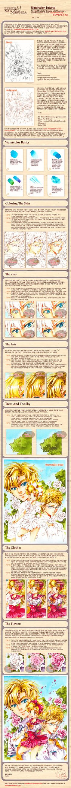 My Tutorial FOolder My MangaTutorial-BlogNashi on Facebook If you want to learn to draw manga with us join our great place here on DA Yoosh i'm finally finished with the translation so here is my u...