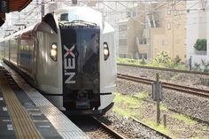 錦糸町駅にてNEX