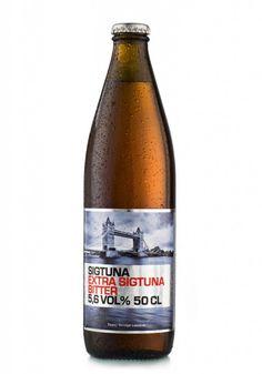 Sigtuna Brygghus Beer Bottle