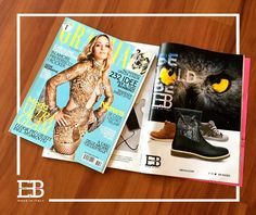 EB SHOES on Grazia! Preview New Fall/Winter Collection 2016-2017. #ebshoes #kids #shoes #madeinitaly #grazia