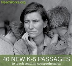 Check out 40 brand new reading passages for kindergarten through 5th grade. Read articles about subjects ranging from the ways glaciers have shaped our landscape to where chocolate comes from.