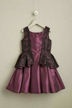 Girls Dresses Sewing, Stylish Dresses For Girls, Little Girl Dresses, Baby Dresses, Dresses Dresses, Kids Party Wear Dresses, Kids Dress Wear, Birthday Dresses, Party Dress