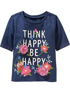 Rosette Graphic Tees for Baby | Old Navy