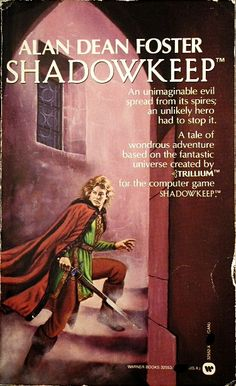 320 best fantasy books and art images on pinterest book lists shadowkeep by alan dean foster fandeluxe Choice Image