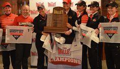 Illinois State Wins the 2013 MVC Women's Golf Championship.   MVC-Sports.com - 2013 MVC Womens Golf Championship