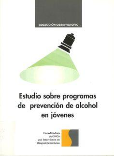 Estudio sobre programas de prevención de alcohol en jóvenes