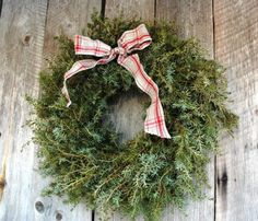 simple wreath