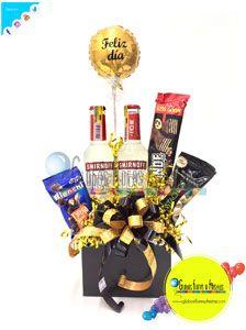 Globos, Flores y Fiestas Ideas Para, Special Gifts, Boyfriends, Brides, Candy Arrangements