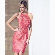STATUS DO DIA: Em um relacionamento sério com esse'cocktail dress'❤️  #reginasalomao #SummerVibesRS #SS17