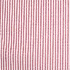 Why settle for your basic stripes when you can obtain a dynamically checkered stripe instead?! Presenting an immensely soft, medium-weight cotton woven traveling to Mood all the way from Italy. On top of this Italian cotton woven rests tango red yarns moving vertically along a white background in a checkered pattern that is 1/8th of an inch wide. With it's thicker hand and crisper drape, this material would be great for jackets, bottoms, and structural Spring and Summer dresses. Completely…