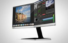 Philips Two-In-One Monitor – get addicted to ... DAILY MIX OF CREATIVE CULTURE