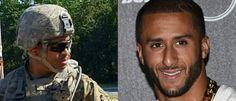 Black Army Ranger DEMOLISHES Colin Kaepernick For Sitting Out National Anthem