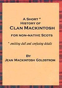A Short History of Clan MacKintosh ...