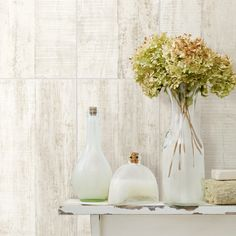 The wood look tiles natura collection combines down to earth integrity with hard-wearing durability. View our wood look tiles range now Rustic Feel, Modern Rustic, Johnson Tiles, Wood Look Tile, Mother Nature, Crates, Glass Vase, Inspired, Brown