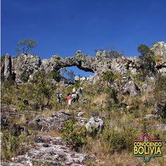 Conozca el Arco de piedra Chiquitano haga click en la imagen para saber mas