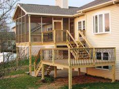 Get a Deck Built By RentaHubby.Org