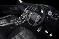 Project Kahn 2010 Range Rover Sport 5.0 HSE Petrol Supercharged RS600 by www.Dream-car.tv, via Flickr
