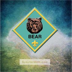 cub scout bear handbook pdf free download