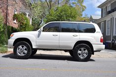 Selling my -Lexus - Fully loaded Purchased from an older couple in the upstate. Very clean truck. Lexus 470, Toyota Land Cruiser 100, Lexus Models, Offroader, Camper Van Conversion Diy, Lexus Cars, 4x4, Old Models, Automobile